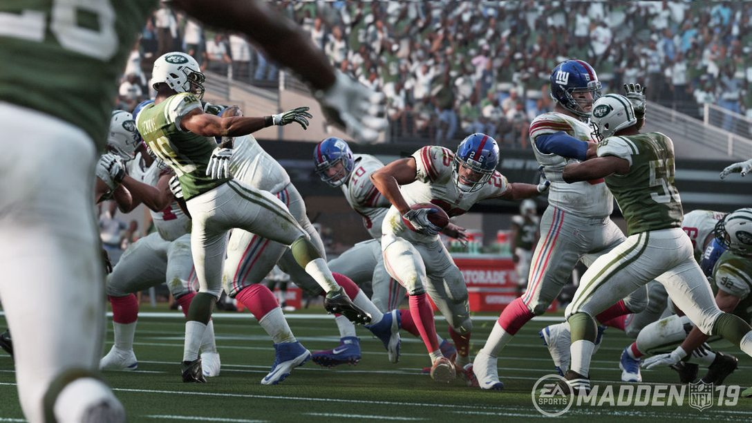 Madden NFL 19 Comes to PS4 August 10