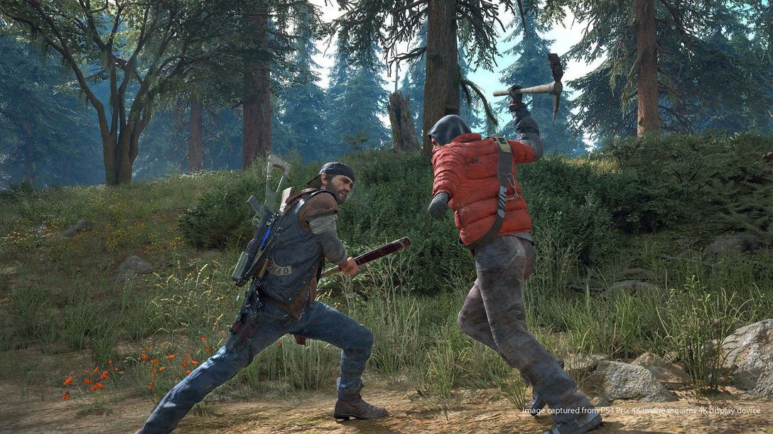 Days Gone: First Hands-on Impressions