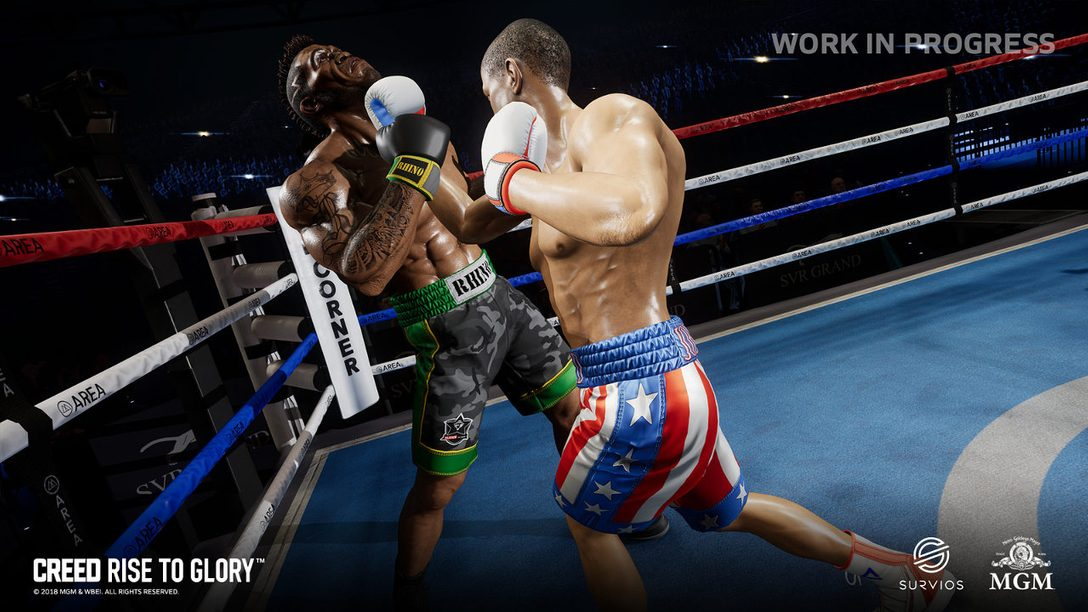 Creed: Rise to Glory Coming to PS VR With Exclusive Young Rocky Character