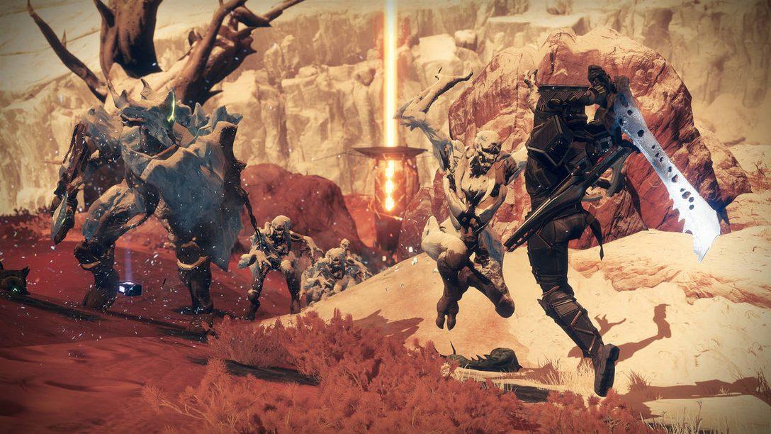 New Details on Destiny 2's New Endgame Activity, Escalation Protocol