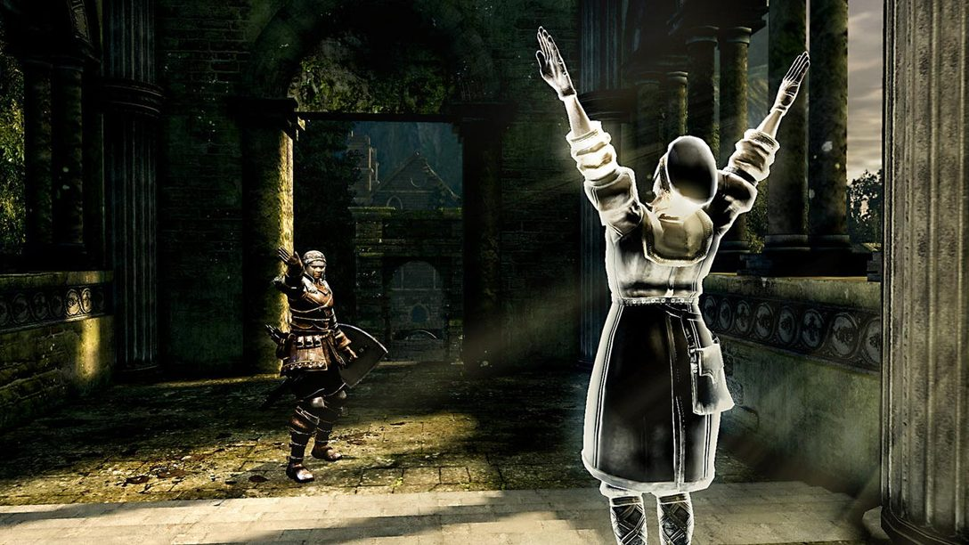 Dark Souls: Remastered Network Test: Download Today, Play May 11-12