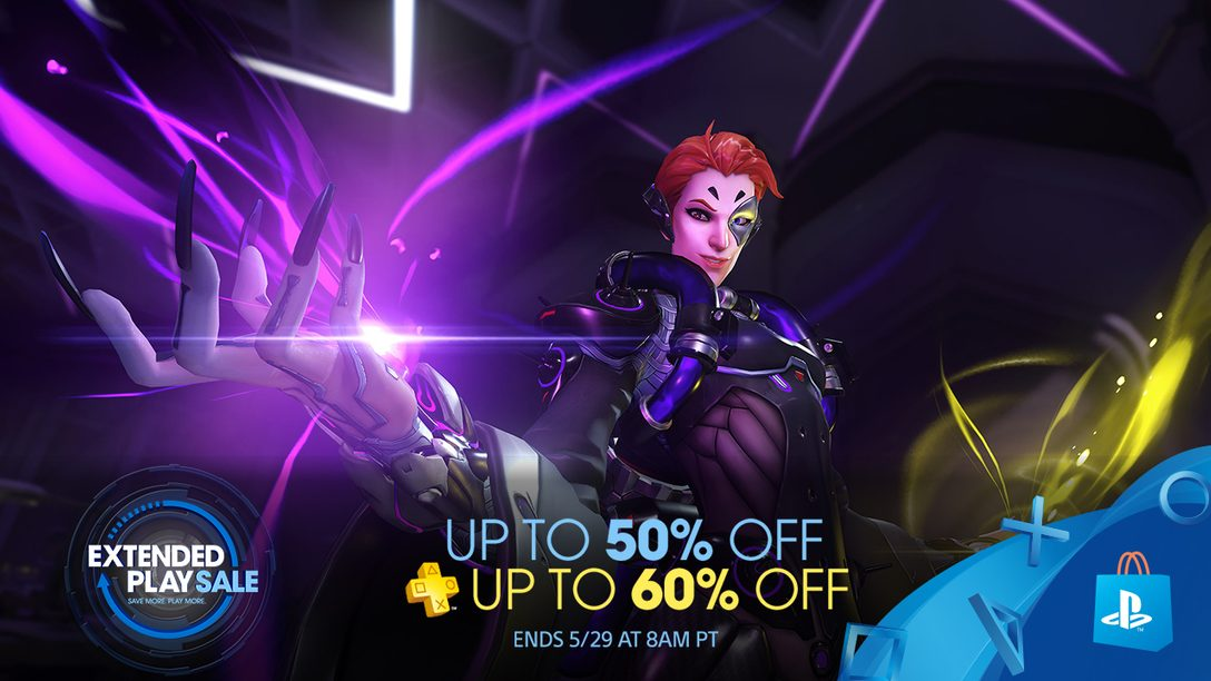 Save More, Play More: Extended Play Sale is Live at PS Store