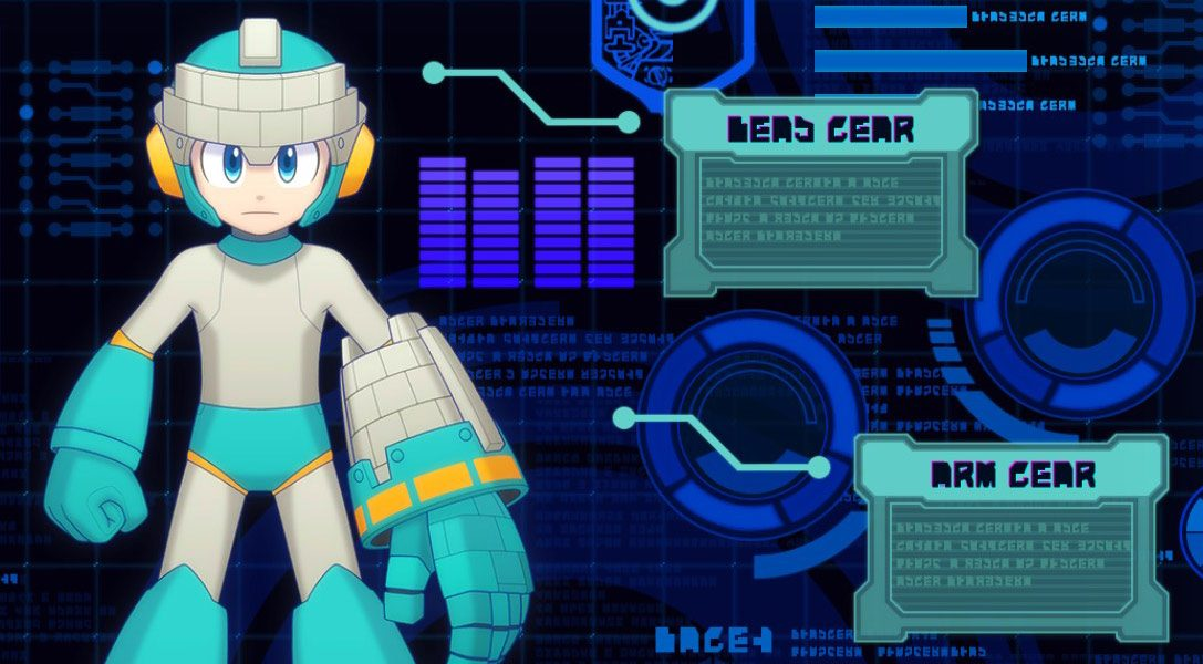Check out two of Mega Man 11's bosses ahead of its October PS4 release date