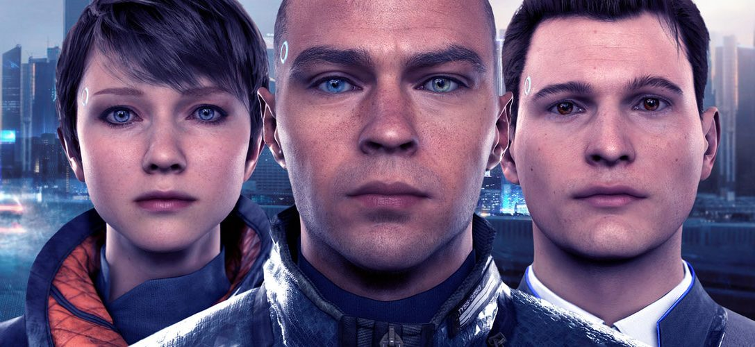 Join us for Detroit: Become Human launch livestreams ahead of the neo-noir thriller's release tomorrow