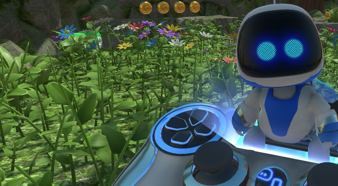 Astro Bot Rescue Mission, from the team behind The Playroom, is coming soon to PS VR