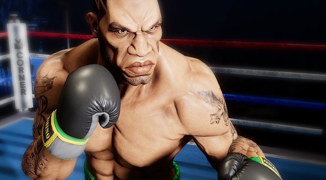 Creed: Rise to Glory is coming to PS VR with exclusive young Rocky character