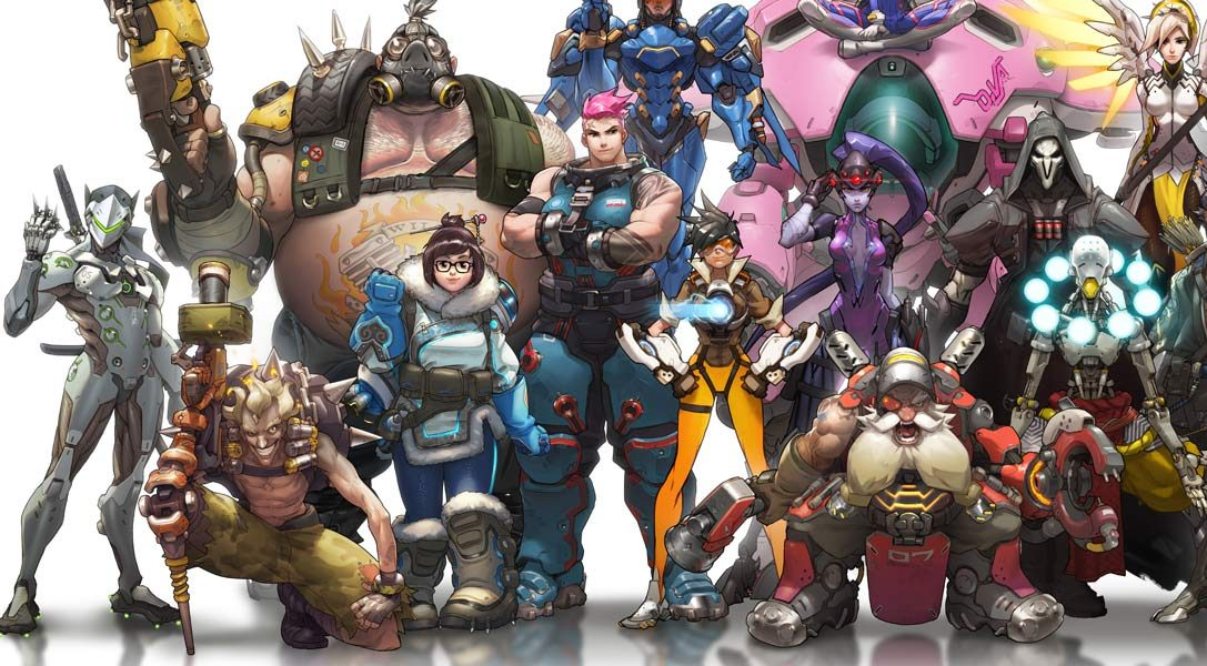 An oral history of the first two years of Overwatch