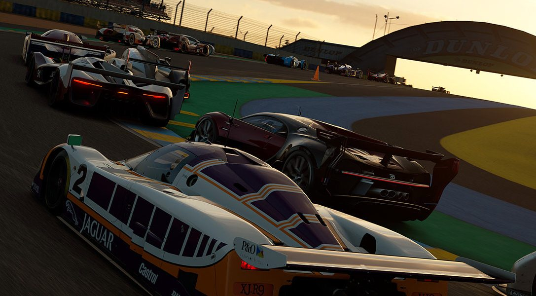 The renowned 24 Hours of Le Mans track comes to Gran Turismo Sport in the latest update, available tomorrow