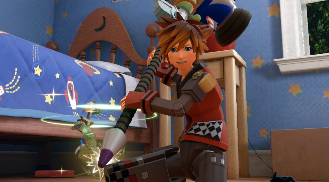 Hands-on impressions with the first mainline Kingdom Hearts game in 13 years