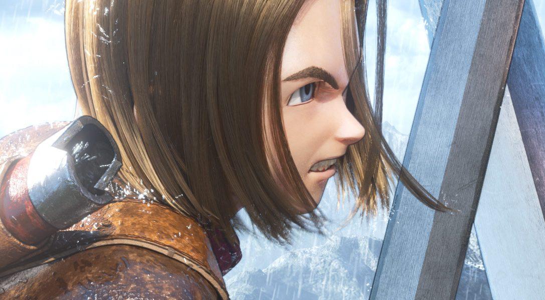 Dragon Quest director and Level-5 CEO Akihiro Hino picks his favourite PS4 games