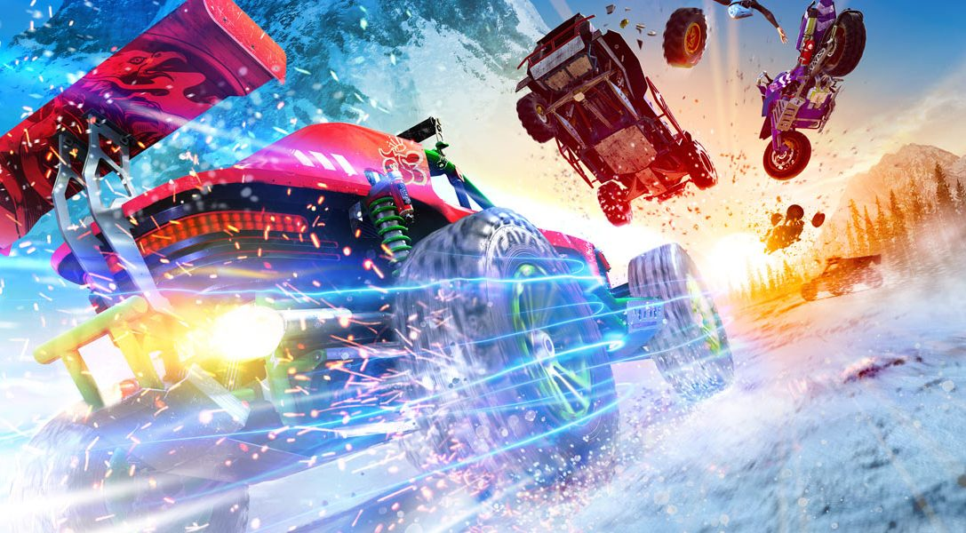 6 expert tips to help you master the ONRUSH open beta, live on PS4 this week
