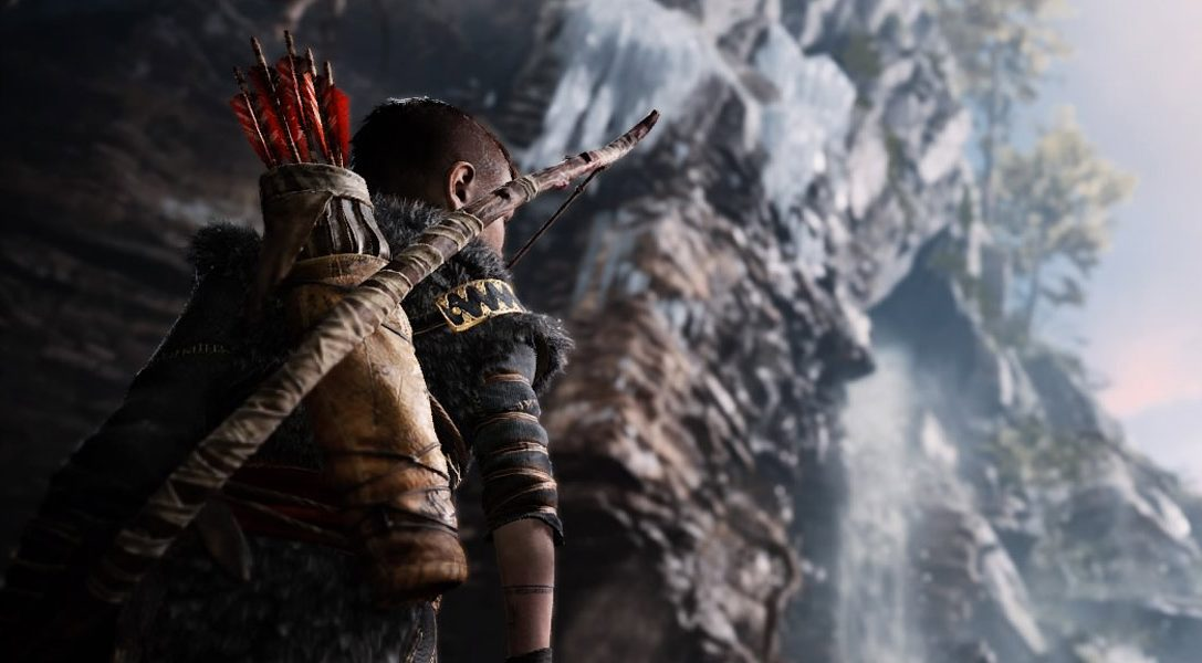 God of War's Photo Mode will be available later today via free update