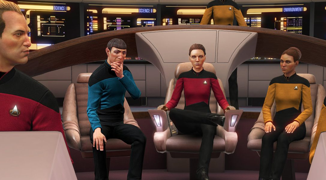 New Star Trek: Bridge Crew DLC brings The Next Generation to PS VR on 22nd May