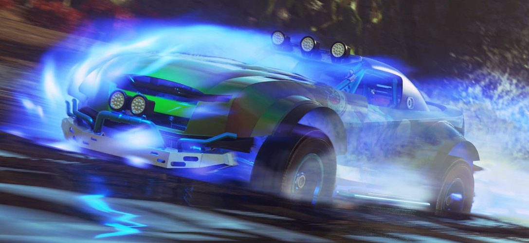 Play team-based arcade stunt racer Onrush next week with PS4 open beta
