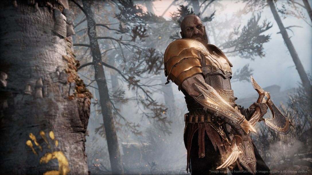 First Details: New Game+ Mode in God of War