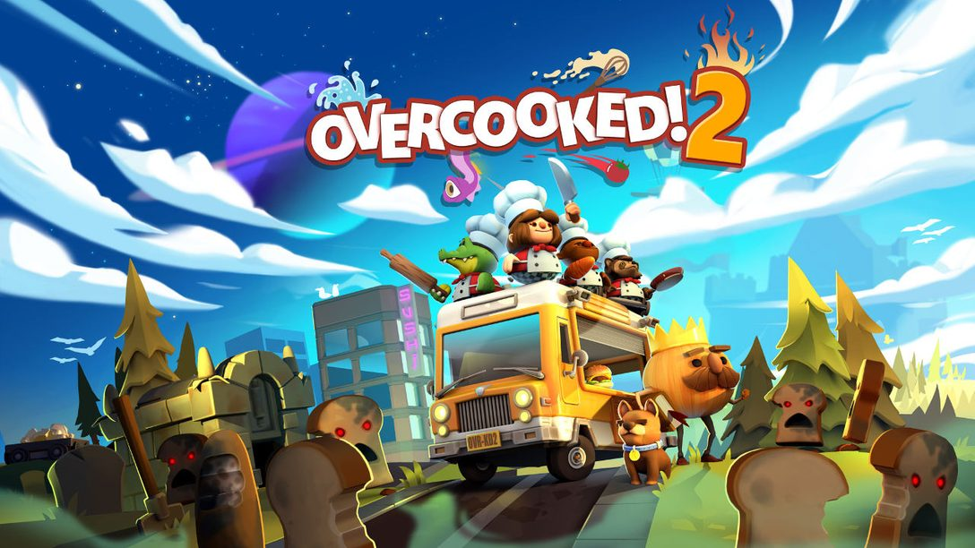 5 Reasons to Return to the Onion Kingdom for Overcooked! 2, Out August 7