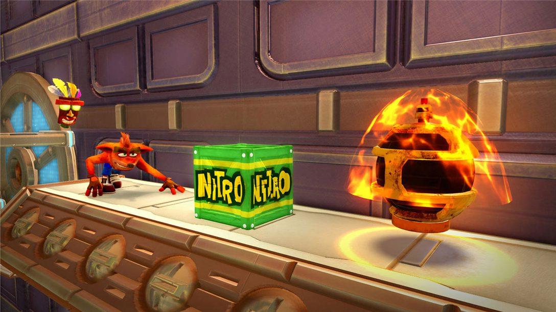 Crash Bandicoot N. Sane Trilogy Gets New Level, HDR, Faster Loading