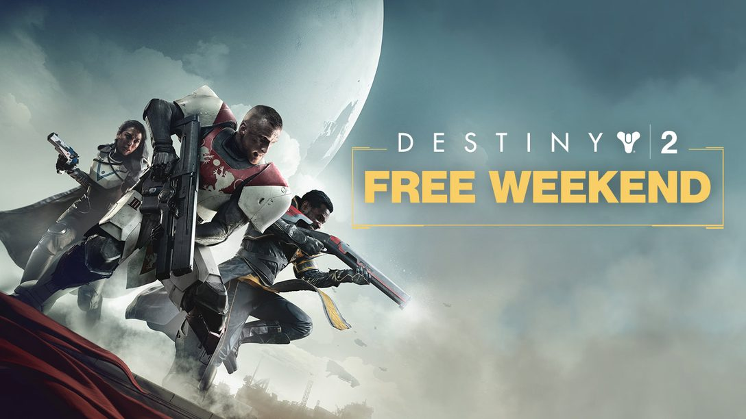 Destiny 2 Free Weekend Starts June 29