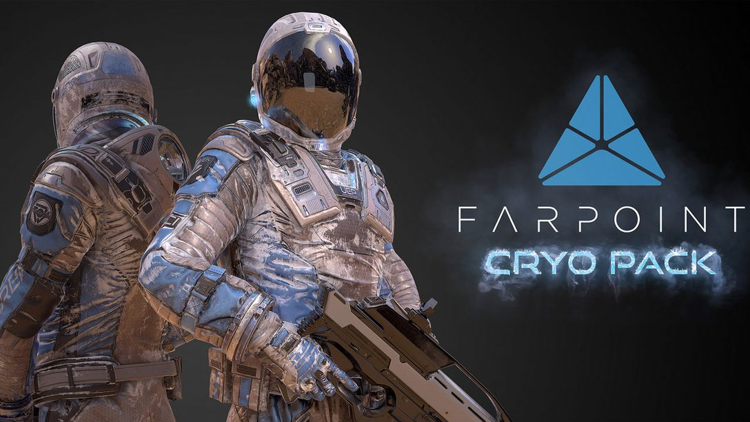"""Farpoint """"Cryo Pack"""" DLC Out June 27"""