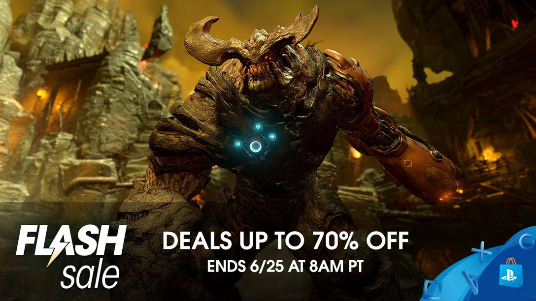 Flash Sale! Save Big on Out of This World Games