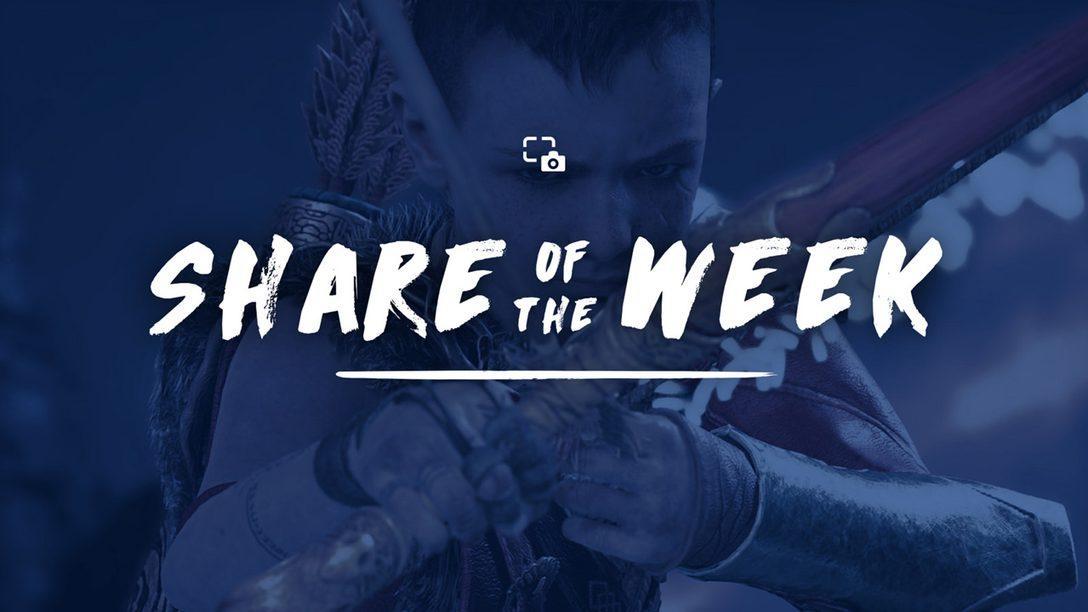 Share of the Week: God of War – Atreus