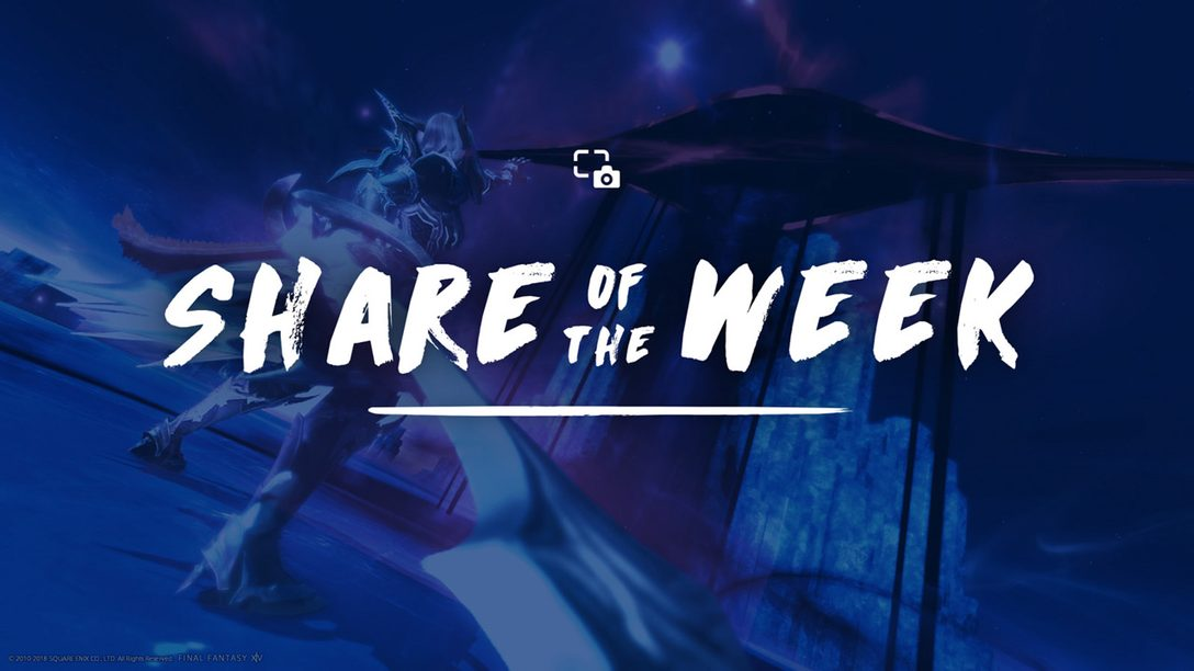 Share of the Week: Final Fantasy XIV