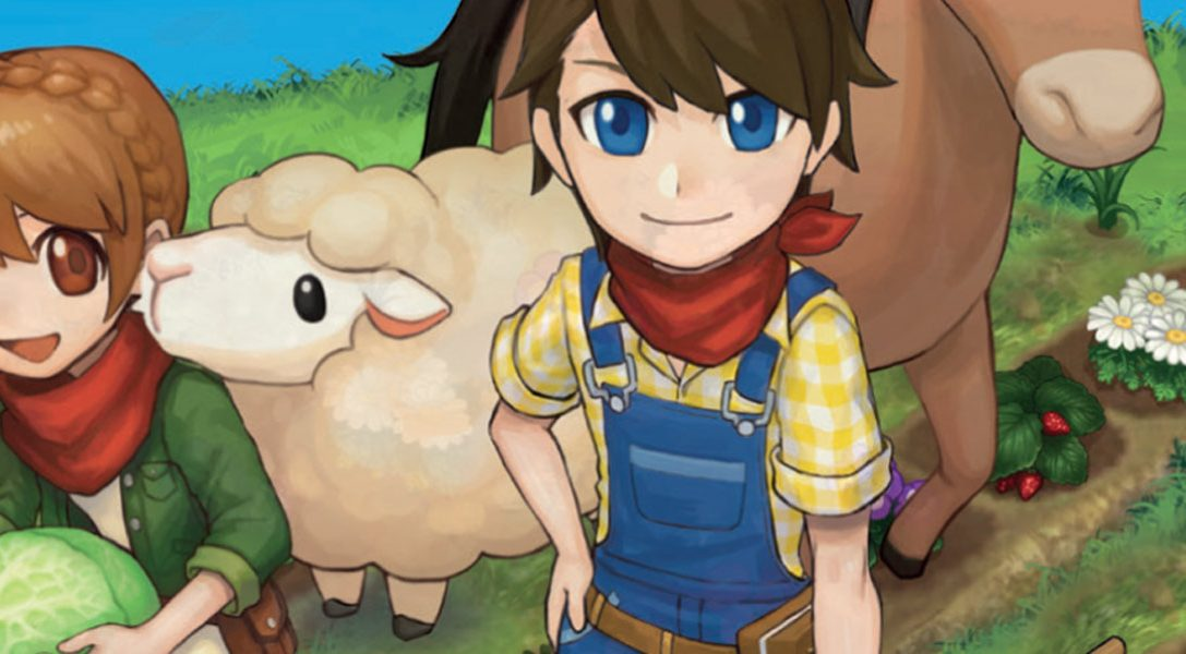 5 farming tips to get you started this weekend in Harvest Moon: Light of Hope for PS4