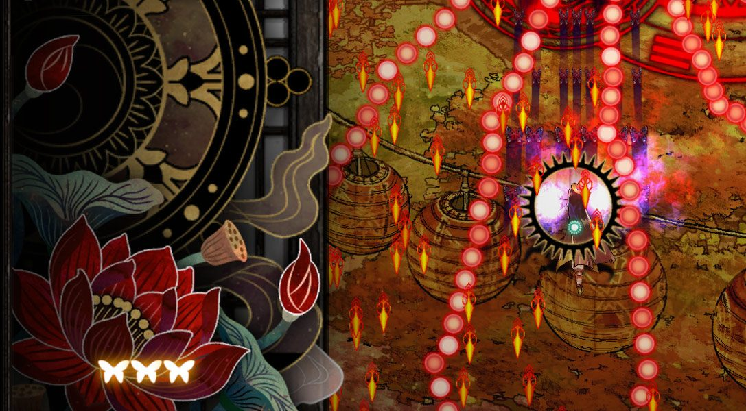 Korean mythology meets bullet hell in the gorgeous Shikhondo – Soul Eater, out on PS4 this summer