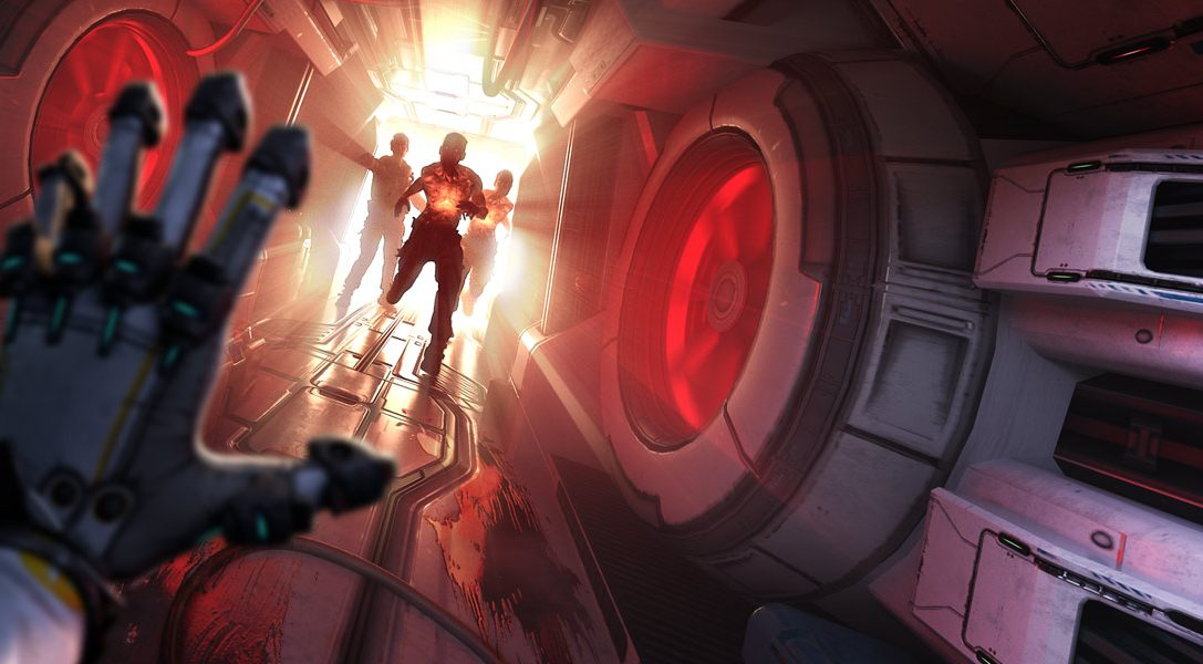 Meet the horrific monsters and high-tech weapons of PS VR sci-fi shooter The Persistence ahead of its 25th July launch