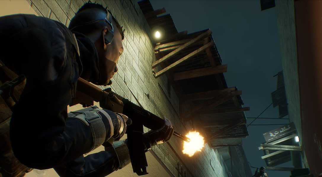 Tense, tactical 4v4 PS VR shooter Firewall Zero Hour gets a release date & new trailer