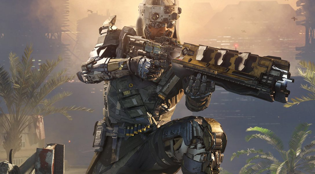 PlayStation Plus members can download Call of Duty: Black Ops 3 today