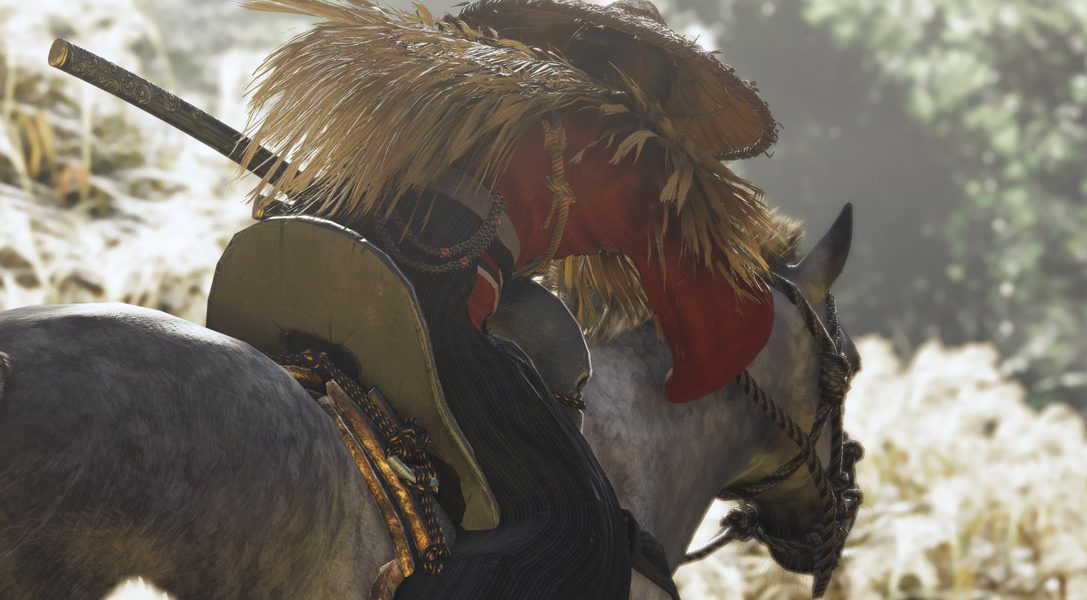 """New Ghost of Tsushima gameplay trailer delivers """"mud, blood and steel"""""""