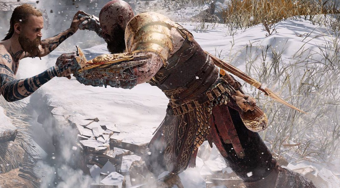 Carry your God of War upgrades across to newly announced New Game+