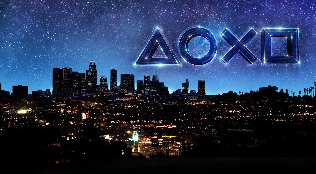 PlayStation's 'Countdown to E3 2018' begins Wednesday 6th June