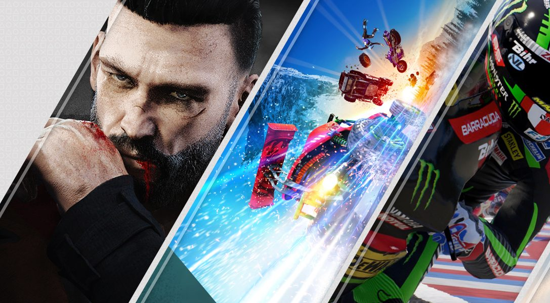 This week's big new PlayStation Store releases: Vampyr, Onrush, MotoGP18, more