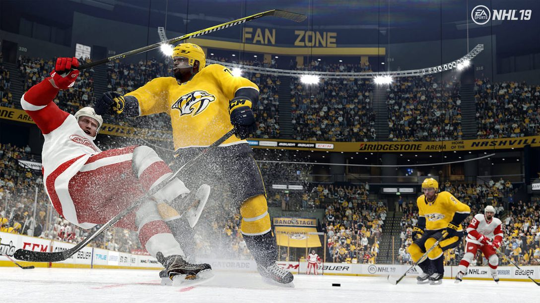 Create Your One-of-a-Kind Skater in the NHL 19 Open Beta