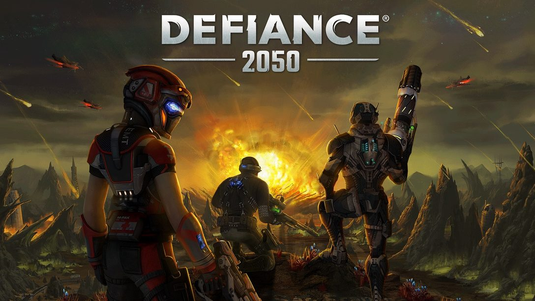 Defiance 2050 is Live Today for Founders