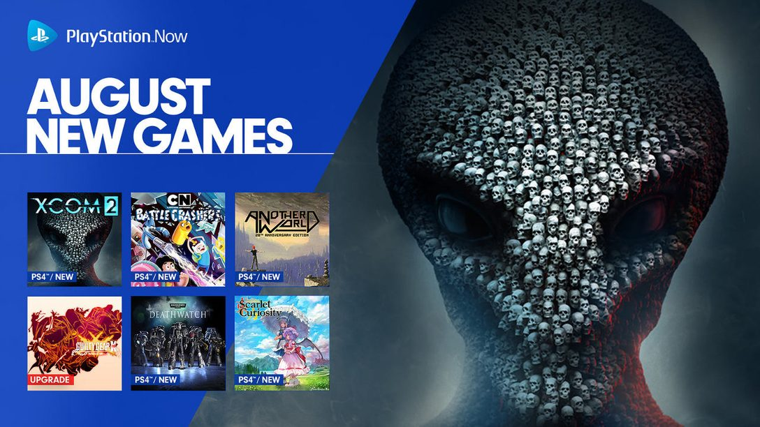 PlayStation Now: XCOM 2, Another World, More Join the Streaming Lineup