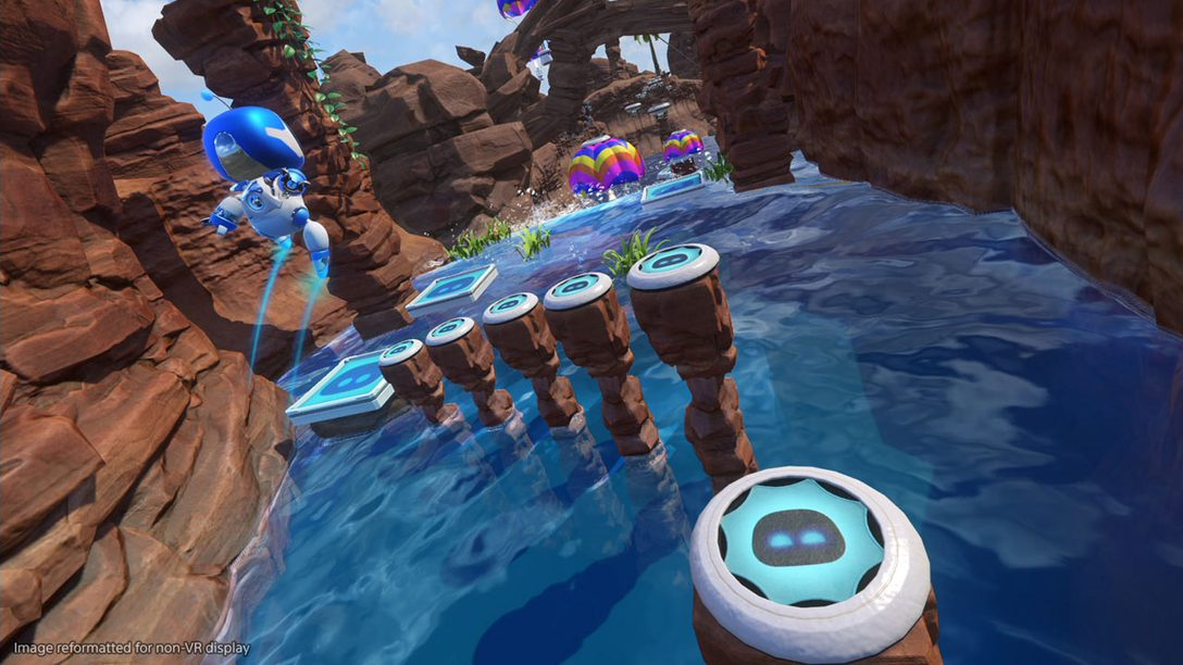 Astro Bot Rescue Mission Deploys to PlayStation VR October 2