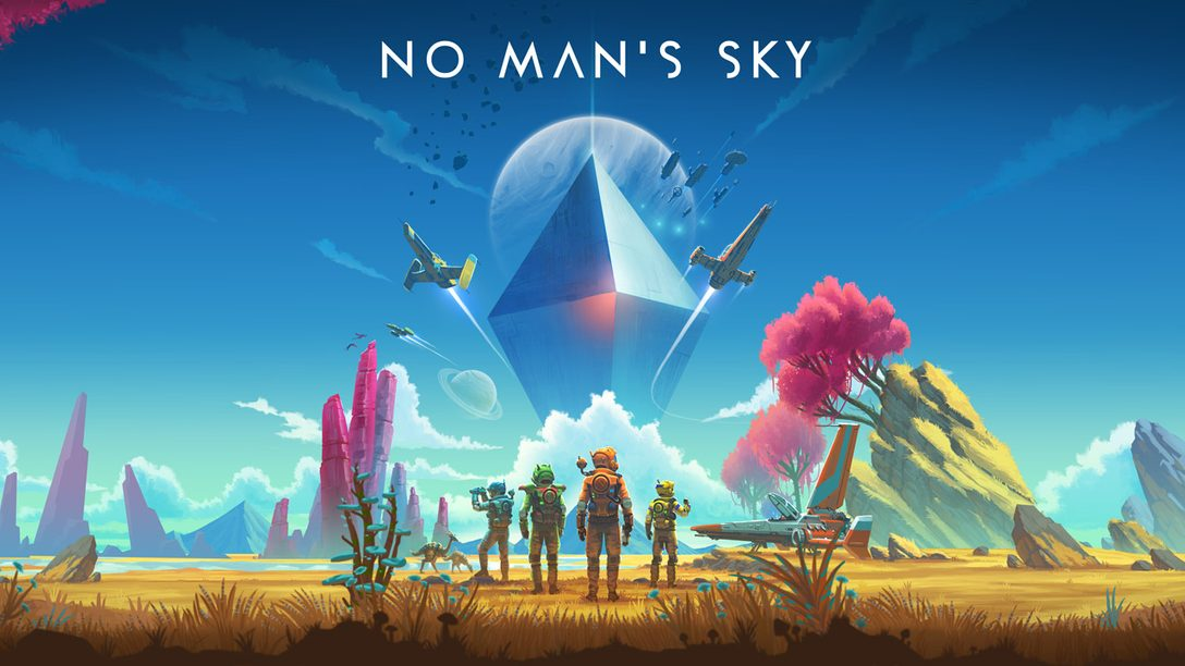 How No Man's Sky Multiplayer Works in Today's Massive NEXT Update