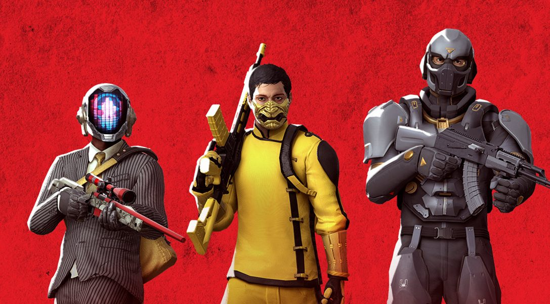 H1Z1: Battle Royale officially launches for PS4 on 7th August