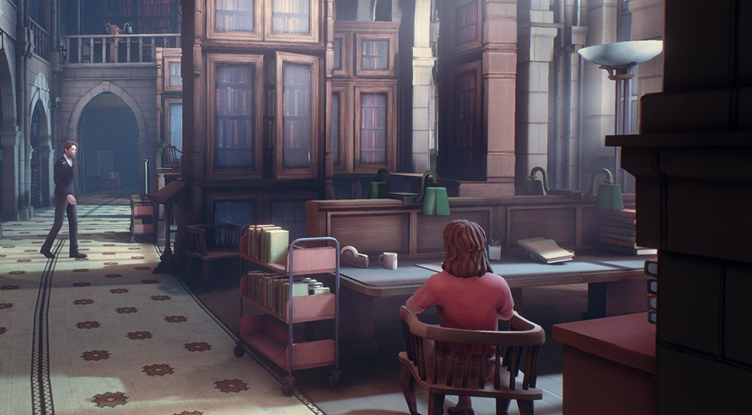 Ether One creator returns with real-time mystery The Occupation, out 9th October on PS4