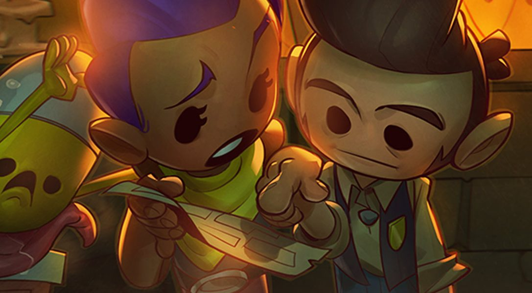 Dodge Roll details all the changes coming to its PS4 shooter Enter the Gungeon with today's epic update
