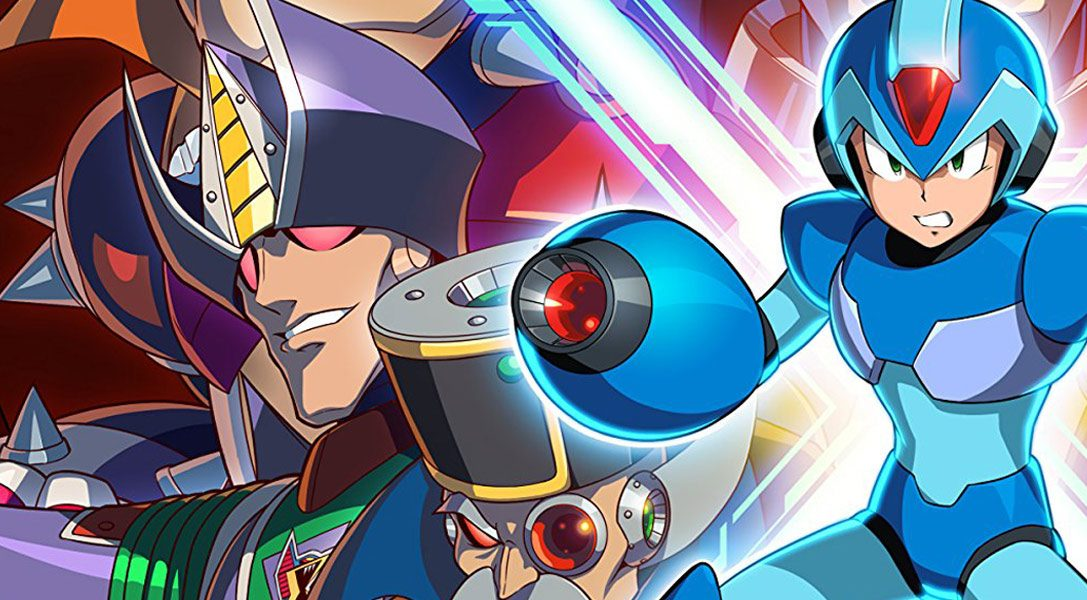 Tell a Maverick from a Reploid with Capcom's crash-course to the world of Mega Man X Legacy Collection 1+2