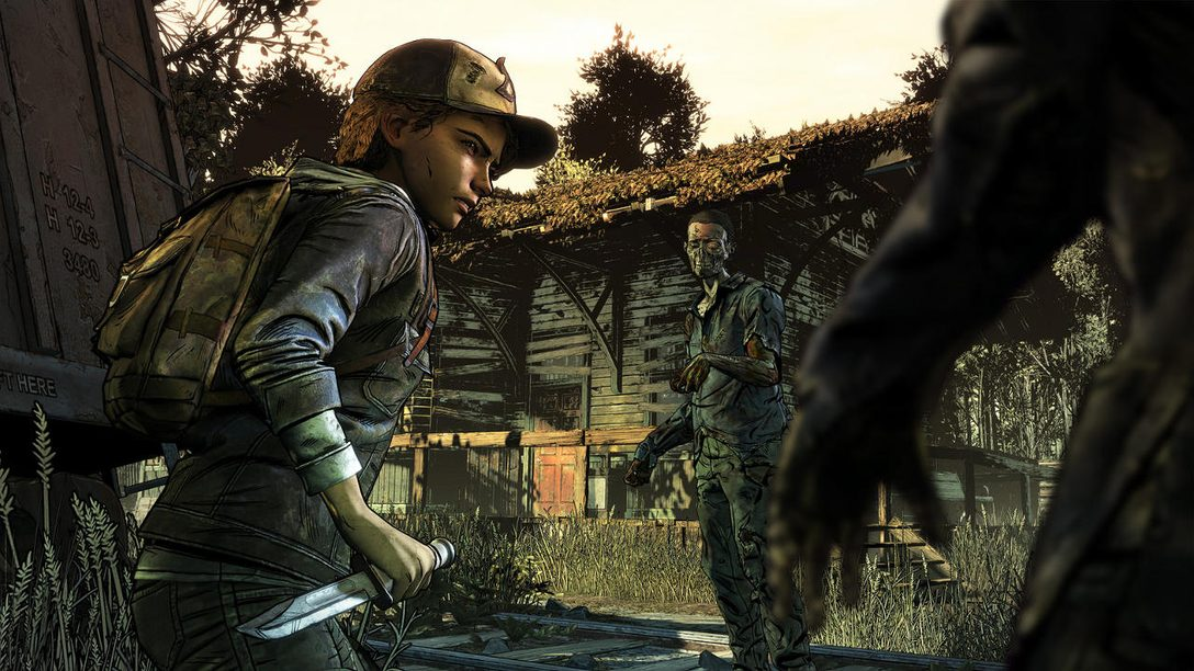 How Telltale Found Its Story for The Walking Dead: The Final Season