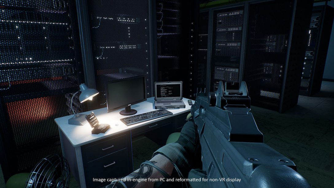 Firewall Zero Hour Out Today, Only for PS VR