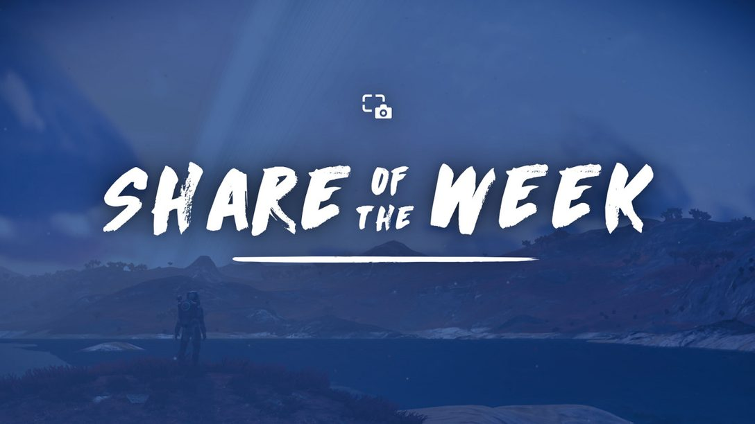 Share of the Week: No Man's Sky – Landscapes