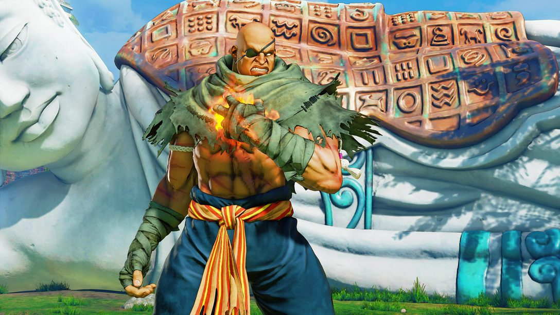 G and Sagat Join the Street Fighter V: Arcade Edition Roster Tomorrow
