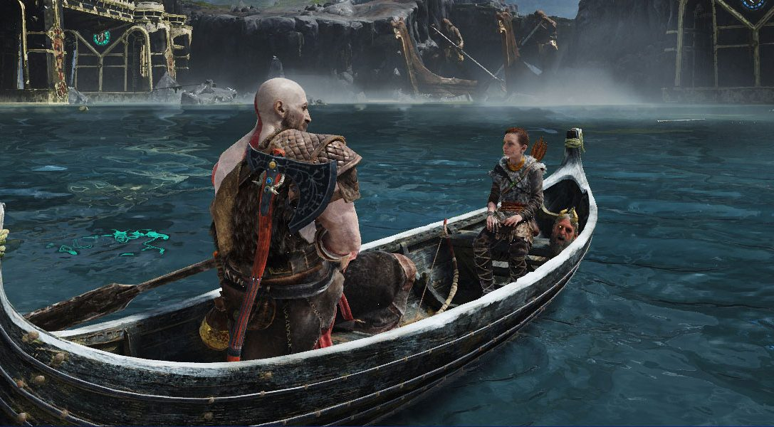 How God of War's seamless boat travel sequences were created