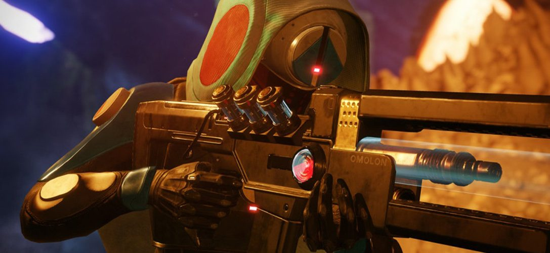 Here's the full list of PS4-exclusive content waiting for you in Destiny 2: Forsaken
